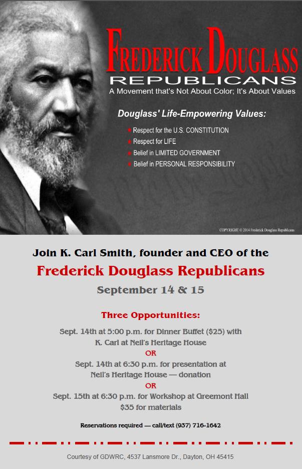 GDWRC K Carl Smith program flyer