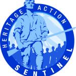 Heritage Action Sentinel Logo