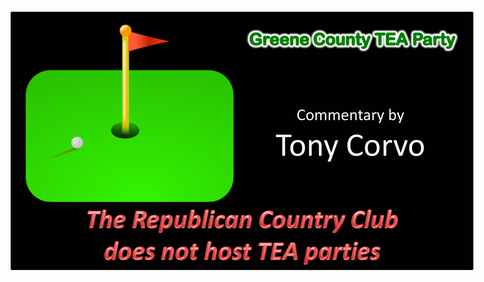 Commentary by Tony Corvo - 20150118