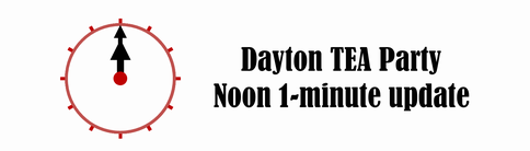 DTP Noon 1-minute update banner