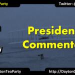 DTP president commentary