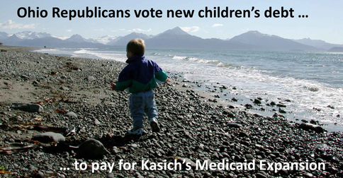Child debt to pay for Medicaid Expansion 484 x 252