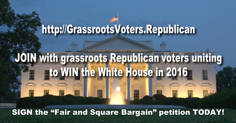 Fair and Square Bargain petition
