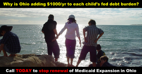 Stop Medicaid Expansion