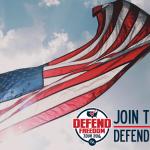 Defend Freedom Tour Slider