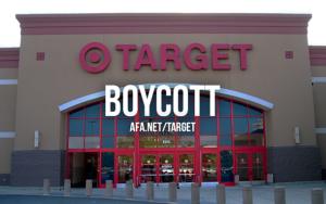 AFA Boycott Target image